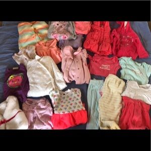 Baby girl LOT size 3 -9 month